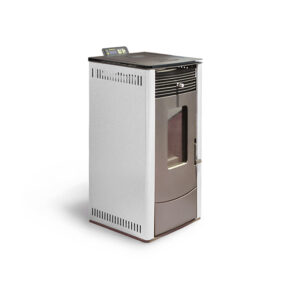 DS10 european standard pellet stove china white