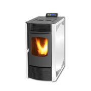 SR-A9-china-wood-pellet-stove-9KW-ivory