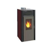 wood pellet stove 13KW