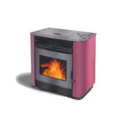 SR-PF household 130M2 elegant wood pellet stove 13KW