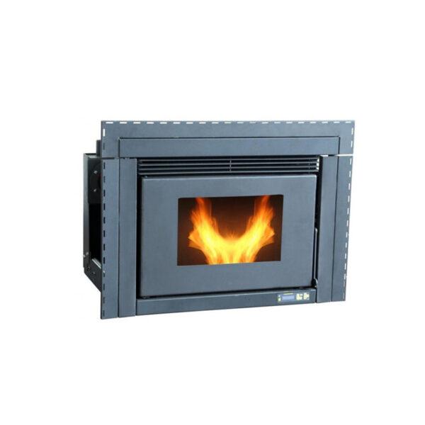 SR-PIN9-insert-wood-pellet-stove-9KW