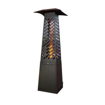 Outdoor pellet stove, pellet heater,
