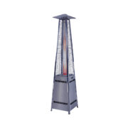 outdoor heating pellet patio heater for party